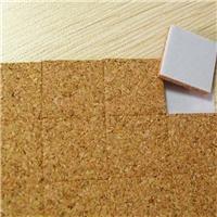 软木垫厂家直供玻璃深加工带胶软木垫隔离防震2mm