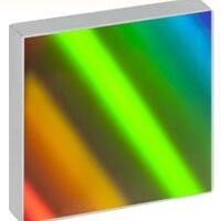 紫外反射式刻线衍射光栅