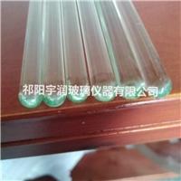 供应玻璃搅药棒 两头烧圆宇润玻璃