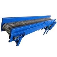 耐热钢网带输送机A漳浦玻璃窑炉输送设备