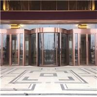 酒店欧式旋转门_专业设计自动旋转门包安装