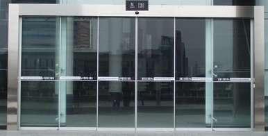 宣武区专业安装感应门安装玻璃感应门