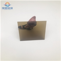 厂家火热售卖1.8mm半透黑钢化玻璃,黑灰色玻璃,黑茶色玻璃