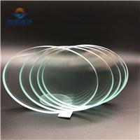 定制小尺寸钢化玻璃视窗,耐高温钢化玻璃