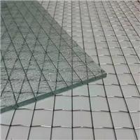 6厘夾鐵絲玻璃