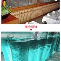 热熔玻璃水晶立体玻璃