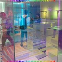 广州卓越特种玻璃炫彩玻璃魔幻玻璃