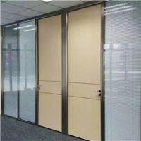 西安板式办公隔断价格玻璃隔断小知识