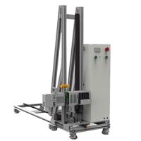 3d電視背景墻打印機 玻璃噴繪機生產設備