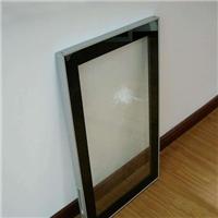 广州卓越特种玻璃中空电加热玻璃
