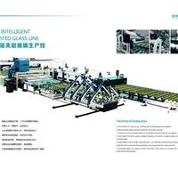 夹层玻璃机械设备生产线