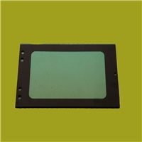 3mm丝印玻璃 设备专用玻璃丝印加工厂