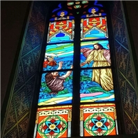 教堂玻璃  鑲嵌