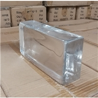 超白熱熔實心玻璃磚廠家直銷