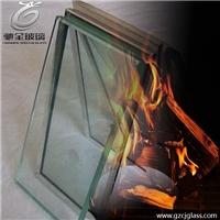 广州单片铯钾防火玻璃价格