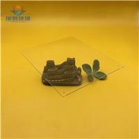 广东0.7-25mm超白钢化玻璃 超白玻璃加工订做