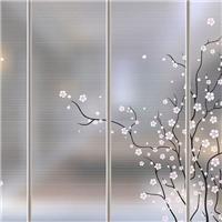 艺术背景墙玻璃设备厂家