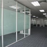 通州区安装玻璃隔断安装钢化玻璃隔断