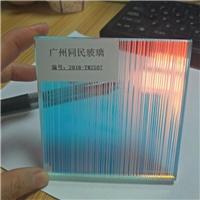 炫彩玻璃 幻彩玻璃 條紋炫彩玻璃