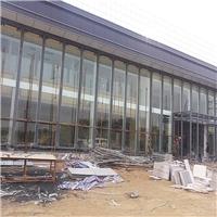 超长超大幕墙玻璃/广州优越