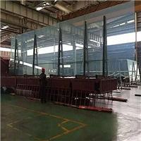 超長超大夾層鋼化玻璃/廣州優越特種玻璃