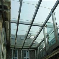 超长超大夹胶夹层特种钢化玻璃