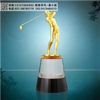 金属高尔夫奖杯价格 定制企业联谊赛奖杯 颁奖奖杯成批出售