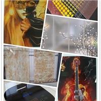 比絲網印刷更方便的高溫玻璃機