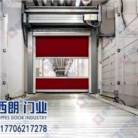 南京流水線上用的自動快速卷簾門