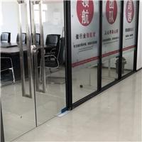深圳双层百叶玻璃隔墙 厂家直销
