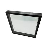 6mm+12A+6mmlowe中空幕墙玻璃
