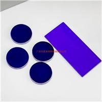 廣州廠家供應鈷玻璃,藍色鈷玻璃原片
