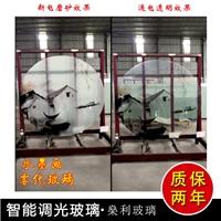 電動霧化玻璃門 智能通電玻璃