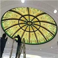 教堂玻璃 镶嵌玻璃 教堂玻璃彩色花窗 广州同民