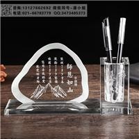 深圳十周年聚会留念 大学建校周年礼品 水晶聚会奖牌