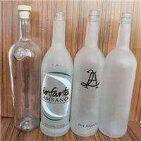 玻璃瓶厂家供应玻璃葡萄酒瓶
