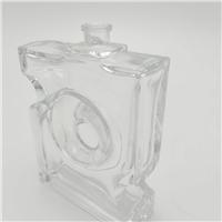 供應拋光香水玻璃瓶