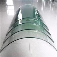 东莞热弯玻璃厂 供应12MM超白玻 弧形钢化玻璃定做