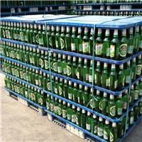 玻璃酒瓶托盘  网格田字1210包装塑料托盘