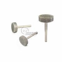 优质打磨磨头 雕刻磨头  圆柱磨头金刚石 金刚沙磨头