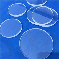 石英玻璃片耐高温石英玻璃片石英方片定制石英片
