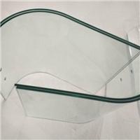 L形熱彎玻璃雙曲面球面形銷售生產廠家