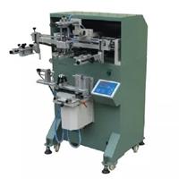 筆桿絲印機軟管絲網印刷機鐵管印刷機