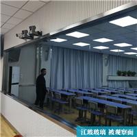 录播系统玻璃 录播室玻璃 监控玻璃 单反单向单面玻璃
