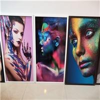 玻璃印刷彩绘喷墨UV平板打印机厂家直销