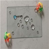 AF玻璃/2mm防指纹钢化玻璃/防手指印玻璃厂