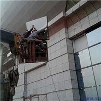天津换玻璃如何收费、天津幕墙换玻璃施工流程