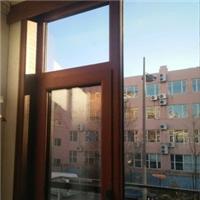 断桥铝门窗安装