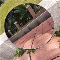 厂家供应亚克力塑料镜片 化妆镜 玩具塑料镜