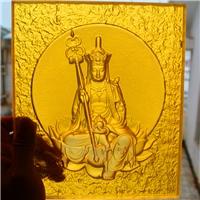 广州琉璃工厂琉璃佛砖 寺庙琉璃万佛墙佛像